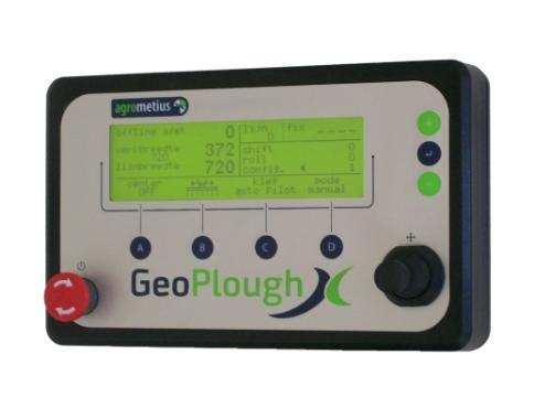 GeoPlough X ploegbesturing