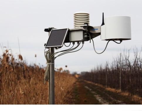 GeoBas WS compleet weerstation