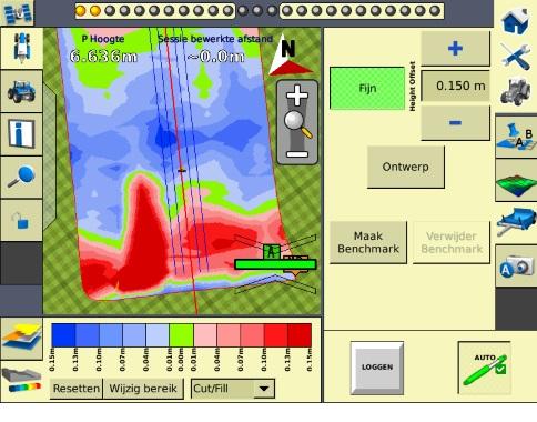Système de nivellement FieldLevel II