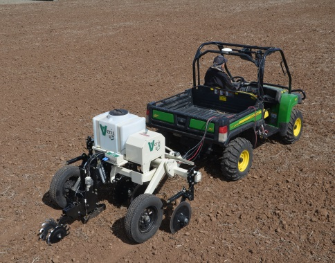 Veris U Series Soil Scanner