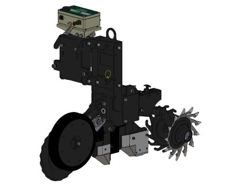 Veris iScan bodemscanner