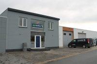 Vantage Agrometius bvba bedrijfspand Sint-Truiden