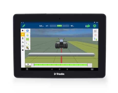 Trimble GFX-750 Display