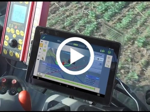 Trimble GFX-750 video