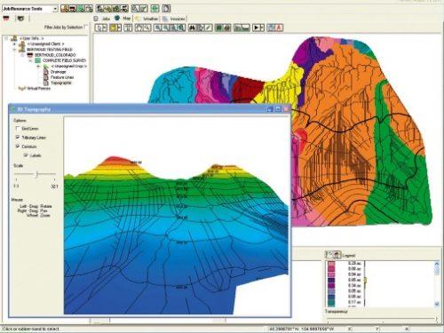 Trimble WM Surface software productafbeelding