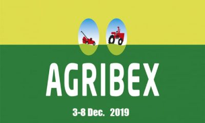 Agribex 2019 beurs
