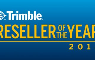 Trimble Reseller of the year 2018