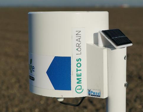 GeoBas LoRain weerstation